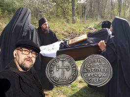 Стефан Пройнов: Сребърни милиаренсий в прабългарските погребения