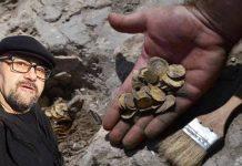Стефан Пройнов: Съхранението на монетите