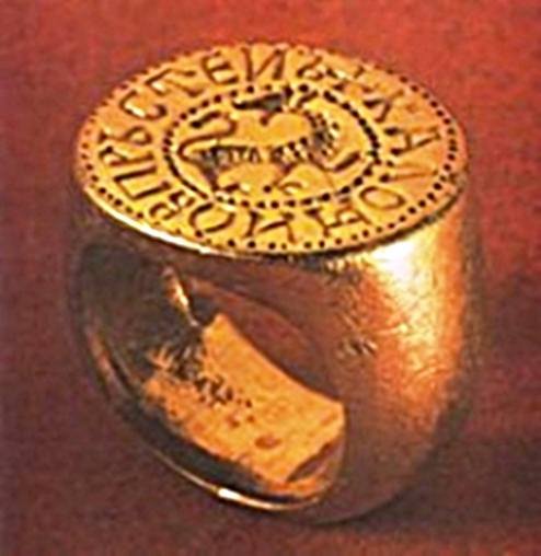 Стефан Пройнов: Истински или фалшив е пръстенът на Калоян?